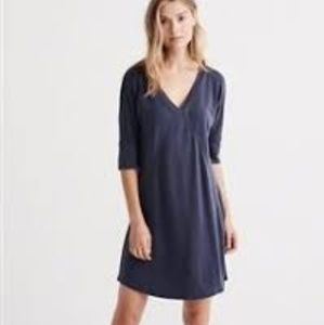 Abercrombie and Fitch V Neck Dress